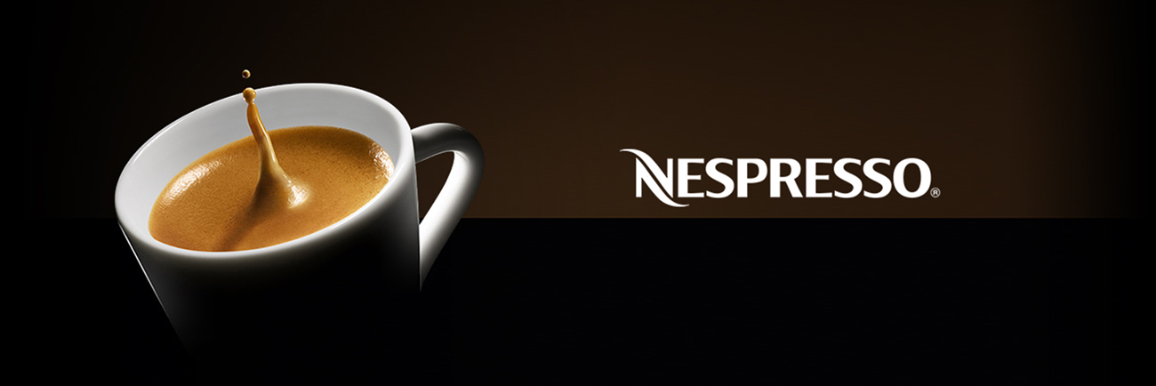 Creatista Nespresso Machine in Salted Liquorice