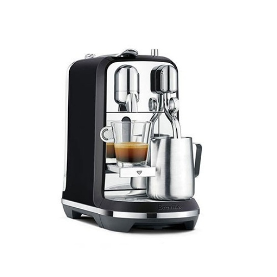 Creatista Nespresso Machine in Black Truffle