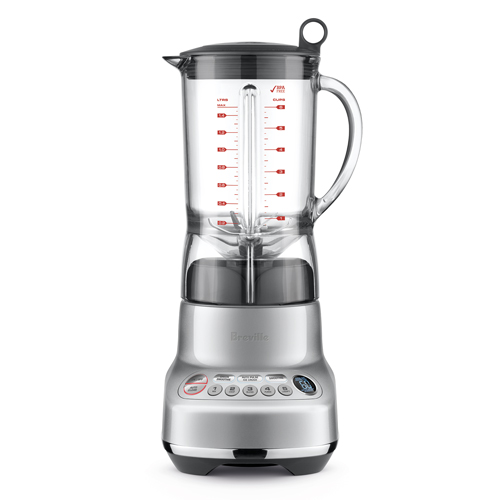 the Fresh & Furious™ Blender In Silver quiet and efficient