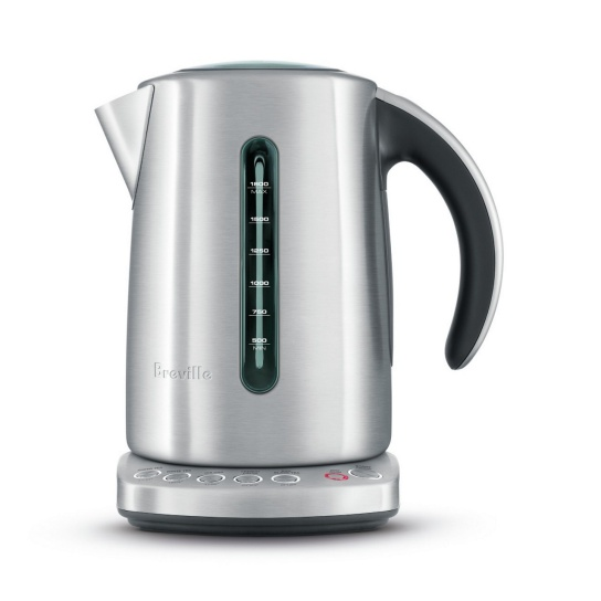 the IQ™ Kettle Brushed Stainless Steel