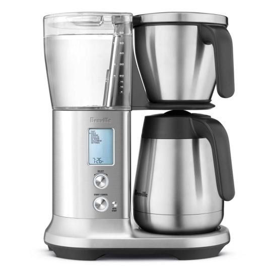 the Breville Precision Brewer™Thermal Brushed Stainless Steel