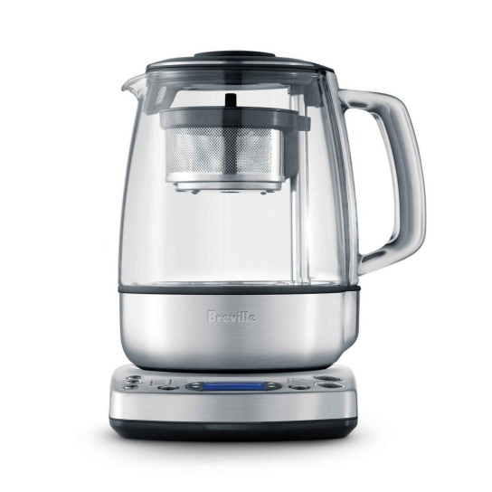 the Tea Maker Brushed Stainless Steel