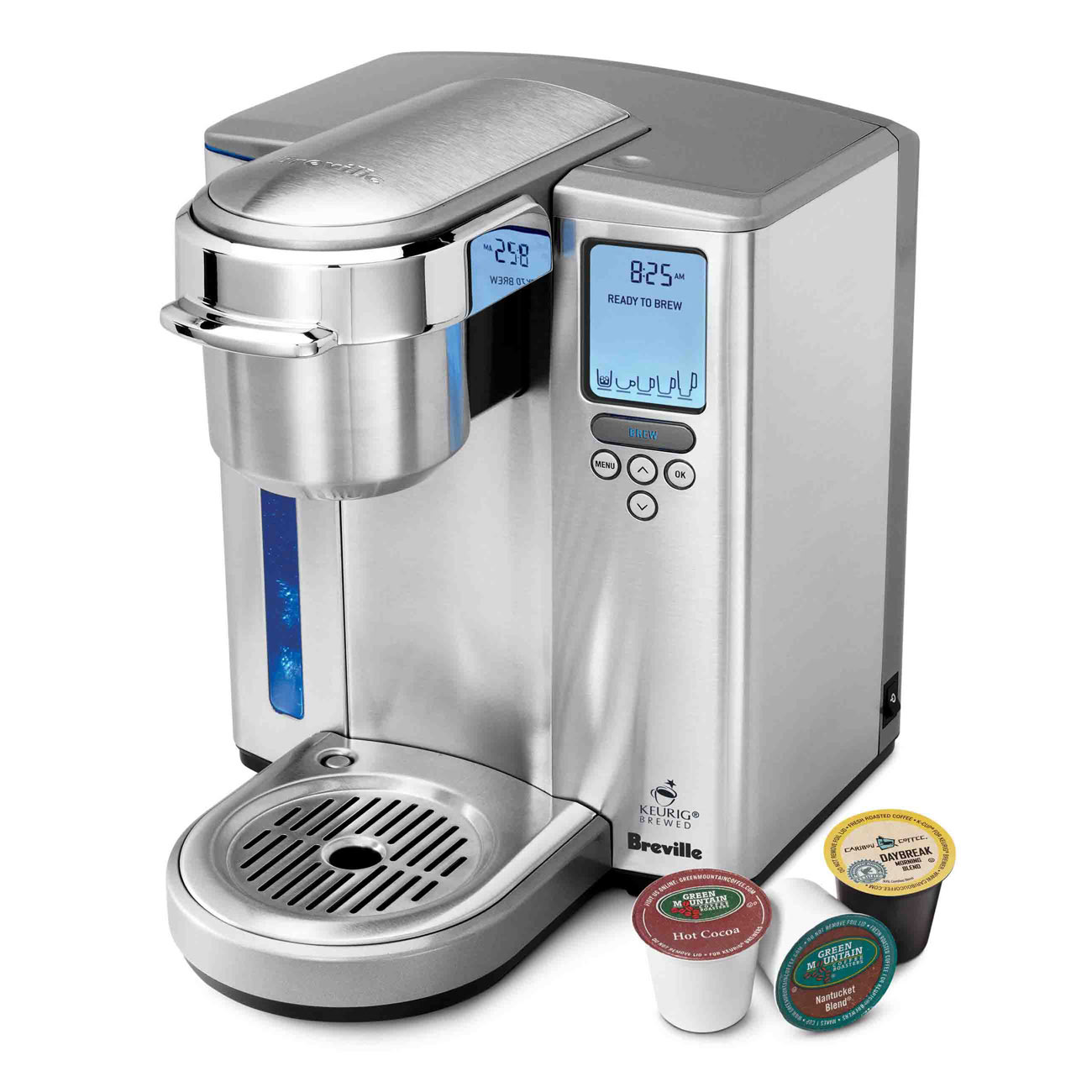 the Gourmet Single Serve Brewer