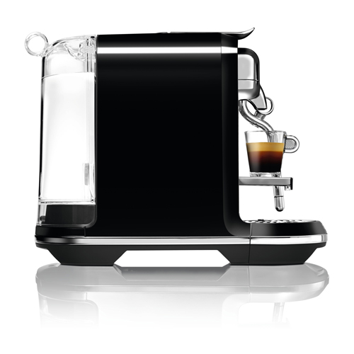 Creatista Nespresso Machine in Salted Liquorice create your favourite coffee