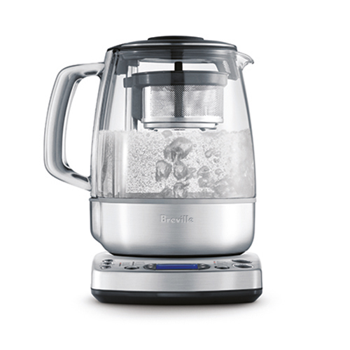 the Tea Maker Tea in Brushed Stainless Steel hot water boiler